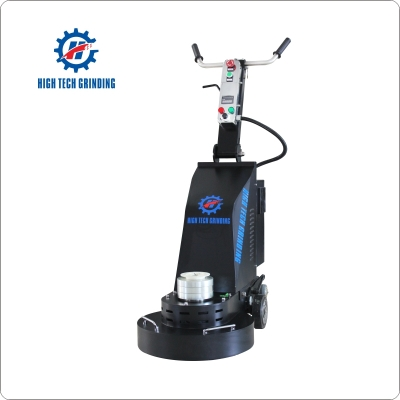 concrete surface polisher